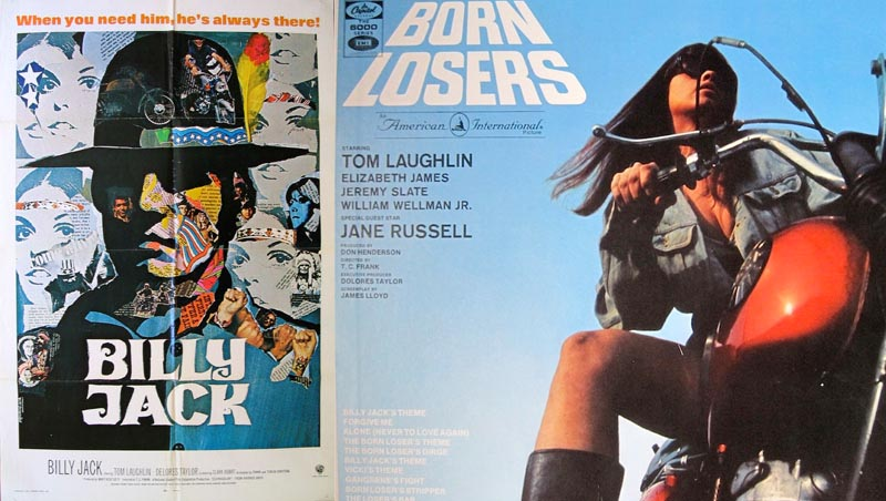 Billy Jack + Born Losers